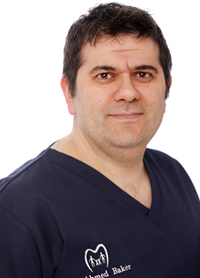 Dr Ahmed Baker