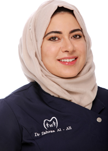 Dr Zahraa Al-Ali